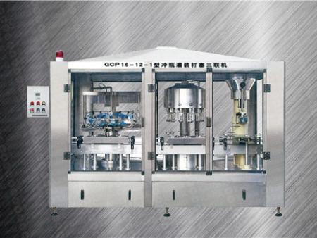 白酒灌装机销售-河南玻璃水灌装机-山东玻璃水灌装机
