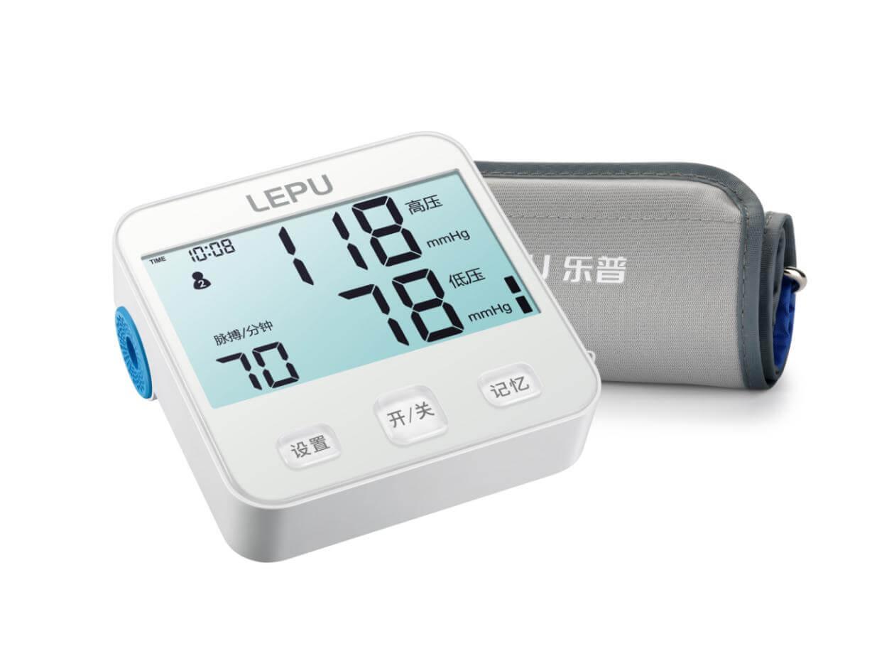 血压计-乐普佳动 (LBP70D )全自动臂式电子血压计