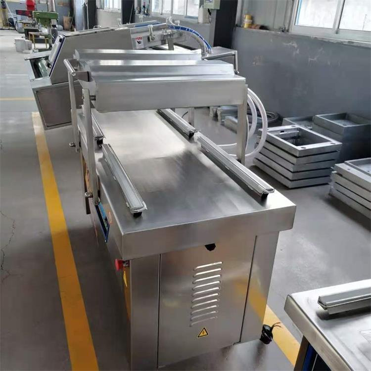 擺蓋式抽空包裝機生產商-武漢立柜式真空包裝機