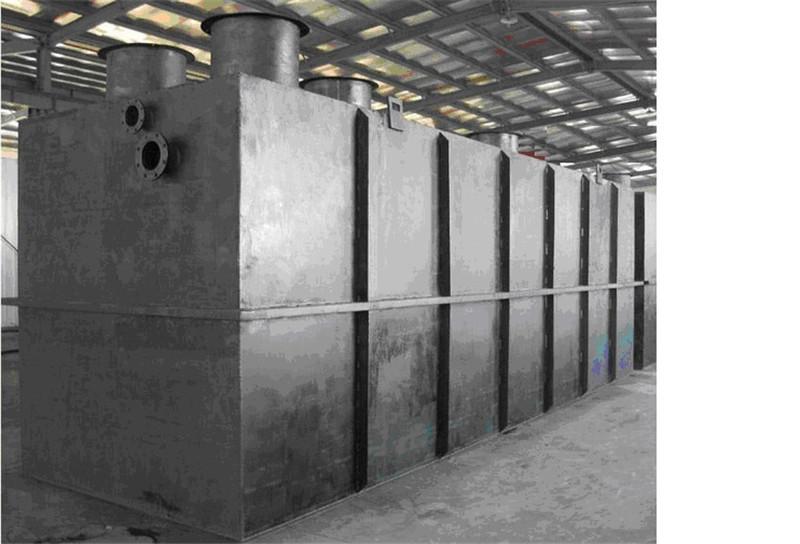 乡镇一体化污水处理站-供应广东农村地埋式污水处理设备