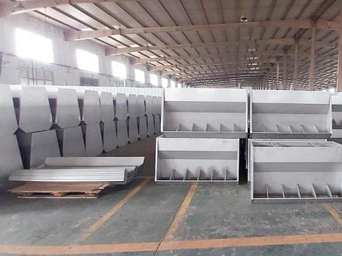 育肥猪槽供应商-双面猪槽生产厂家-双面猪槽制造厂家
