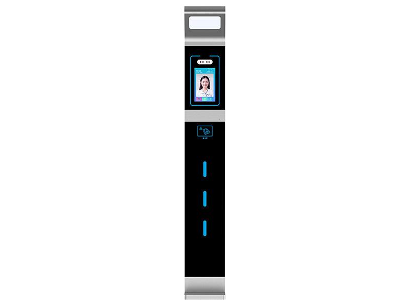 广东LED大屏显示门禁|广东优良的智能门岗机供销