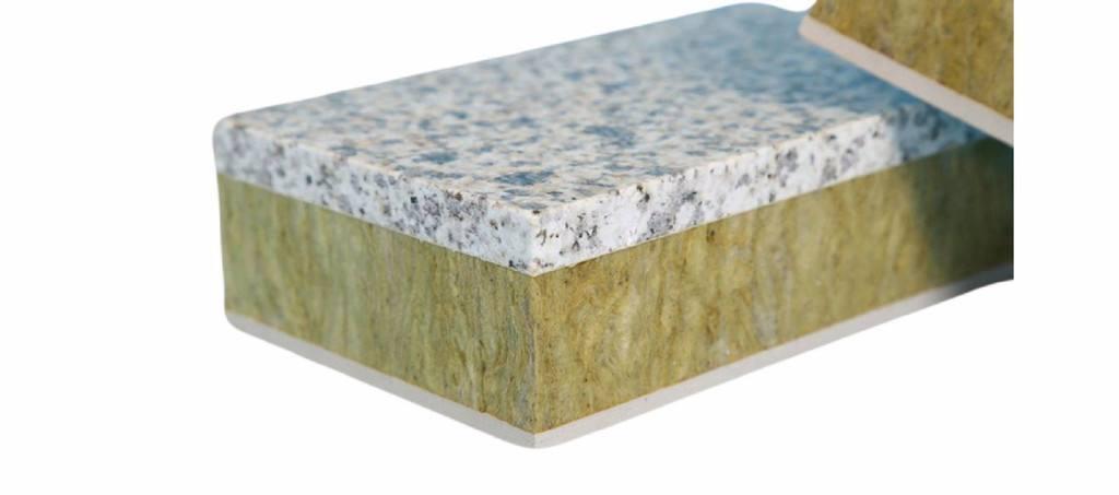 左旗石材保温一体板哪里有|宁夏有明新型材料好用的石材外墙保温一体板新品上市