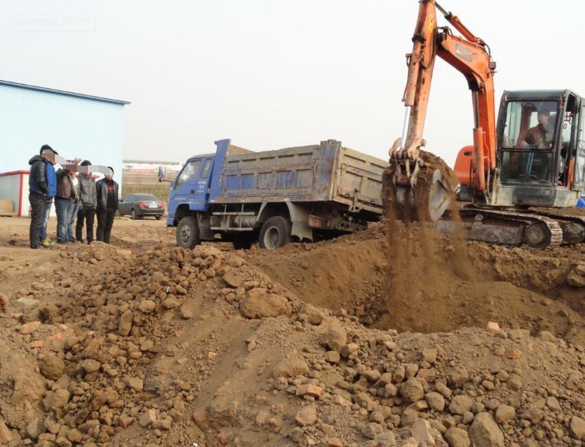 挖机要学多长时间-新乡挖掘机基础培训-新乡挖掘机学员培训