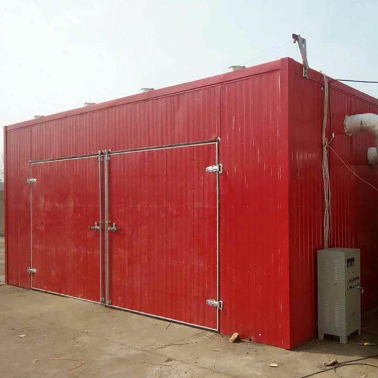 木材烘干机械价格-河南热风蒸汽木材烘干炉