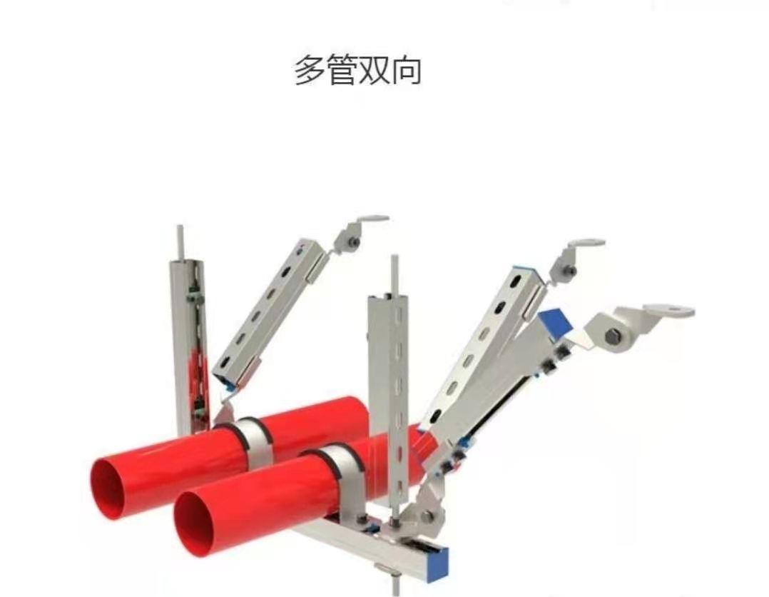 抗震支架都是谁在安装-电缆桥架抗震支架安装实例