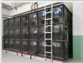 水箱 镀锌水箱 不锈钢水箱 搪瓷水箱 厂家生产