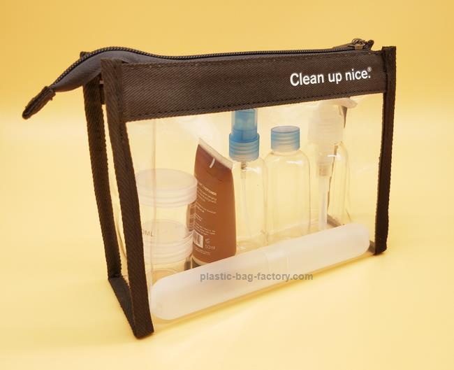 PVC透明化妆袋公司,推荐艾来屋家居用品有限公司-新品PVC透明化妆袋