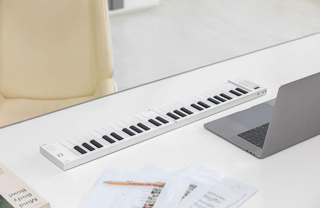 折叠电子琴-折叠电子钢琴品牌-折叠电子钢琴牌子
