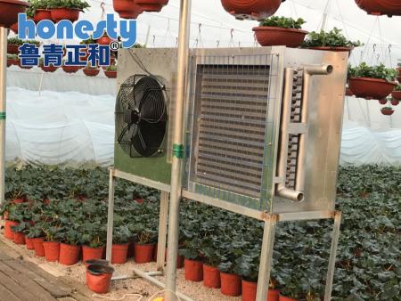 山东铜管暖风机 正和温控_热水暖风机性价比高