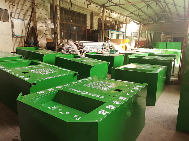 旧衣回收箱厂家|可信赖的旧衣回收箱供应商推荐