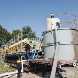 打桩泥浆固化设备-打桩泥浆压滤机生产厂家