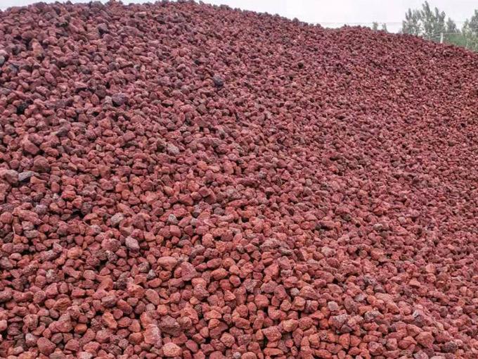 火山岩石材-火山岩生物滤料价格选哪家-广东火山岩颗粒价格