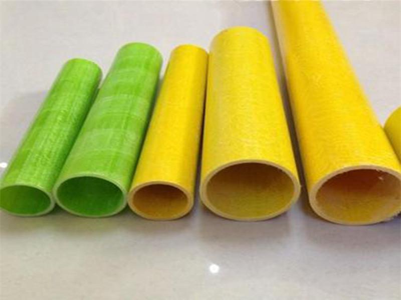 恒泽供应 玻璃钢拉挤型材 玻璃钢圆管 玻璃钢拉挤圆管
