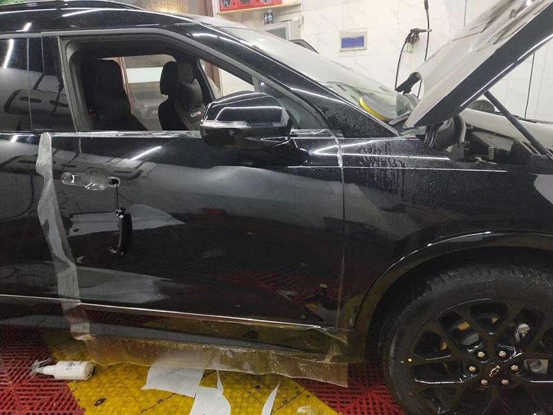 平凉汽车隐形车衣技术培训|张掖汽车隐形车衣技术培训质量保证