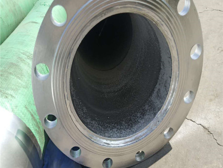 法兰式疏浚胶管输油用|高压法兰式疏浚胶管|钢丝法兰疏浚胶管