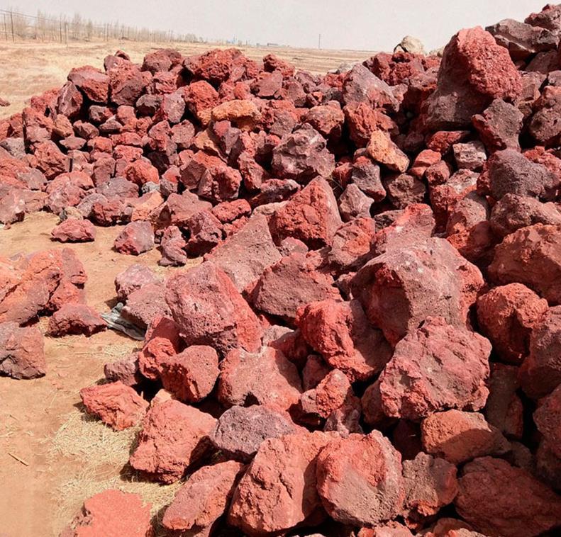 厂家推荐火山岩原矿石-优惠的云南火山岩原矿石厂家