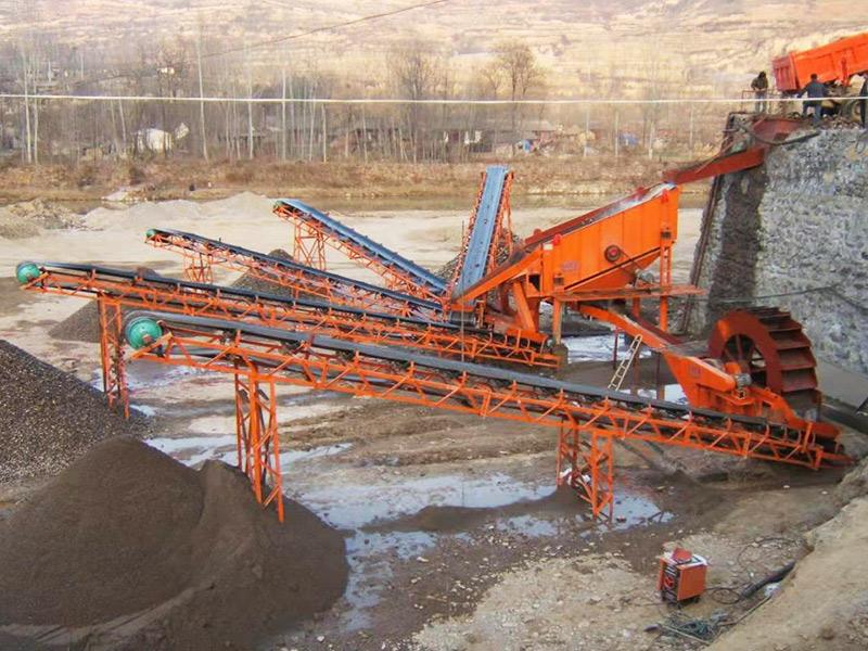 洗砂设备销售公司-质量标准的破碎洗沙设备在哪买