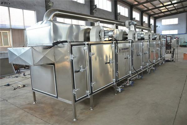 五层烘干机/七层烘干机/隧道式多层干燥机