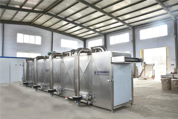 七层烘干机定做-江西隧道式多层干燥机-福建隧道式多层干燥机
