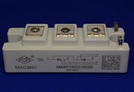 MMK160S160B可控硅模块