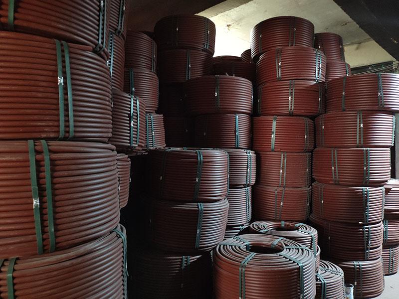 海西RPE阻燃穿线管价格-甘肃省新款聚乙烯阻燃管穿线管批发