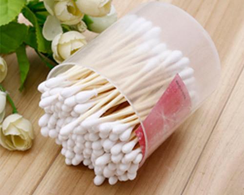 竹棒棉签生产厂家||竹棒棉签