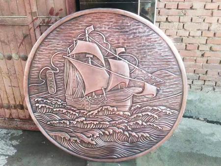 河北锻铜浮雕生产厂家-江西锻铜浮雕施工-江西锻铜浮雕施工厂家