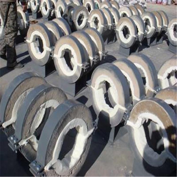 BTHT1-150隔热管托-钢性防水套管-减震管托