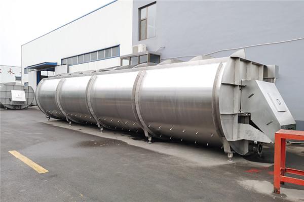 螺旋预冷机多少钱-重庆螺旋预冷机制造商-重庆螺旋预冷机生产商
