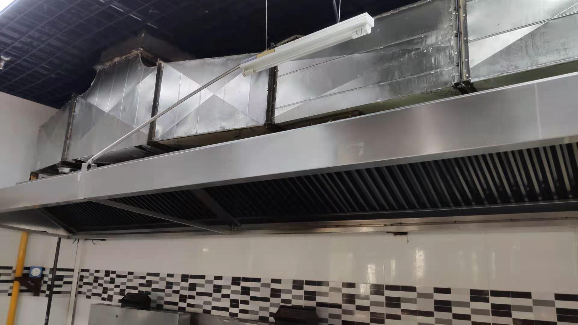 西安饭店油烟机清洗