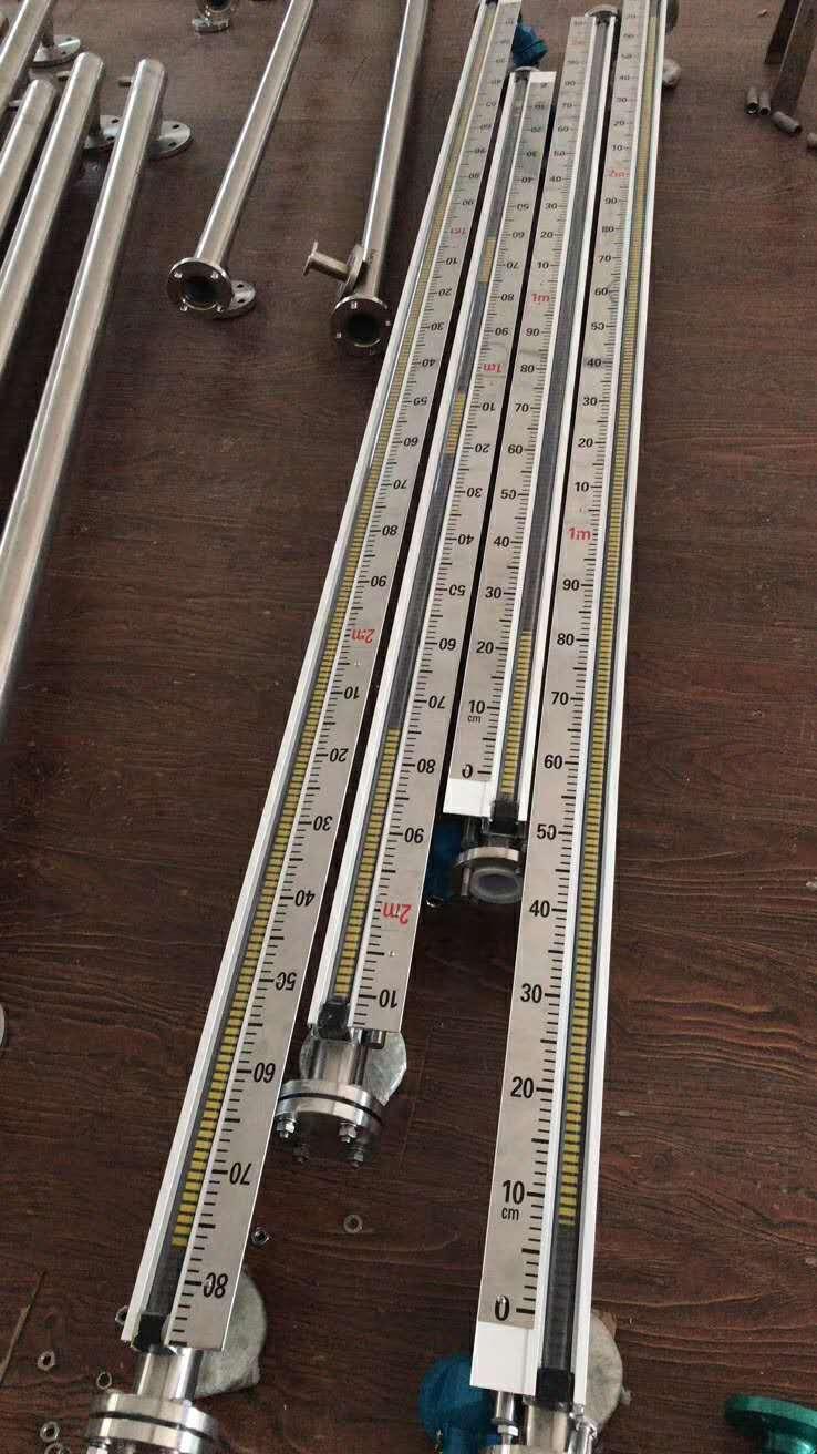 上海仪表厂磁翻板液位计厂家报价_磁翻板液位计价格表