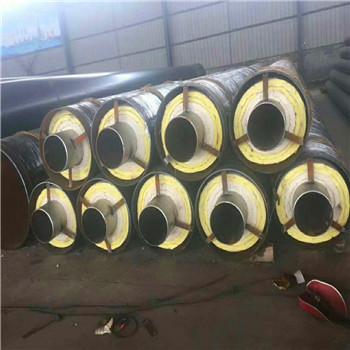鋼套鋼蒸汽直埋保溫鋼管-鋼套鋼保溫鋼管廠家