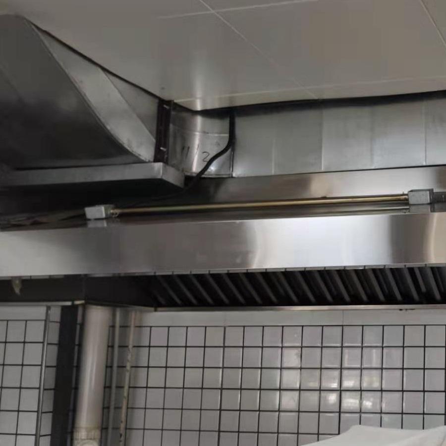 饭店油烟机清洗