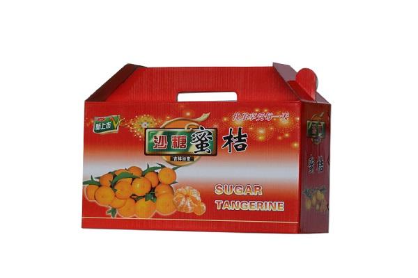 青岛豪华水果礼盒订做