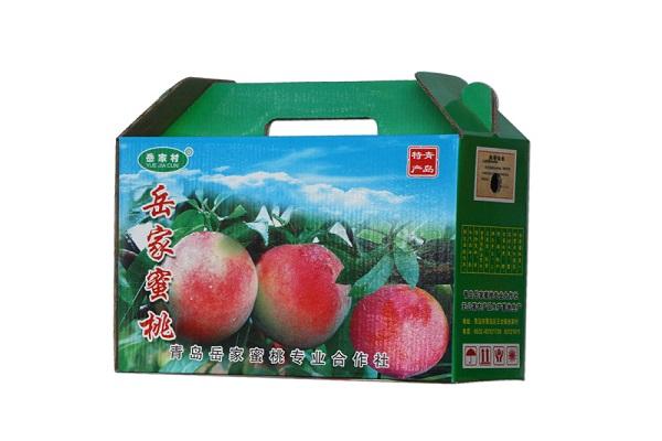 青州水果礼盒纸箱多少钱