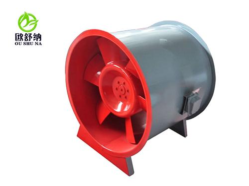 聊城轴流排烟风机-哪里有供应价位合理的轴流式消防排烟风机