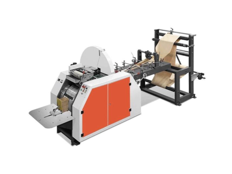 卷筒式四角方底紙袋機(食品類)-食品紙袋機型號