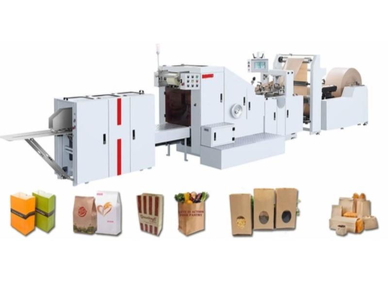 義烏全自動紙袋機價格實惠-食品紙袋機制造商-食品紙袋機加工