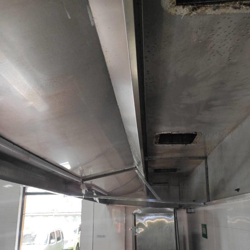 学校单位排油烟系统清洗
