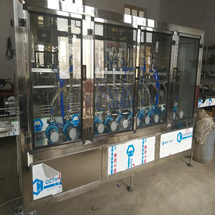 汽油灌装生产线销售-云南食用油灌装设备-新疆食用油灌装设备