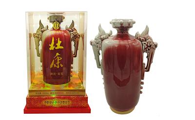 杜康酒代理加盟電話-中國杜康-杜康濃香型白酒52度價格