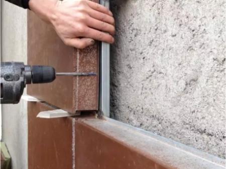 潮州市復合鋼鈣板加工