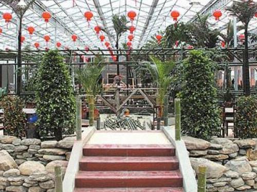 甘肃生态餐厅_生态餐厅建造找哪家