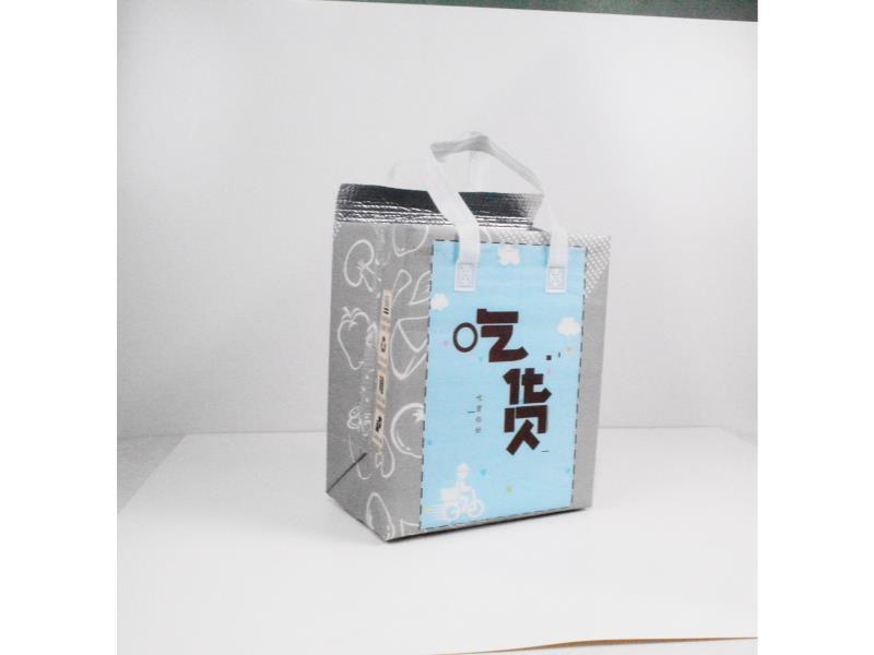 餐饮外卖打包无纺布袋定制_哪里能买到有品质的餐饮打包保温袋