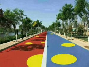 防滑路面_安全路面_选择路源交通
