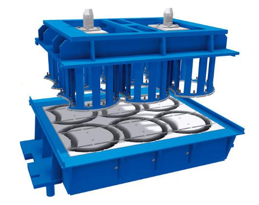水利zhuan模具批发-fu州免烧zhuan机模具设备-定做免烧zhuan机模具