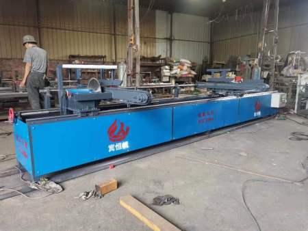 木方双端双头锯-截边齐头锯生产厂家-板材双端切头修边锯