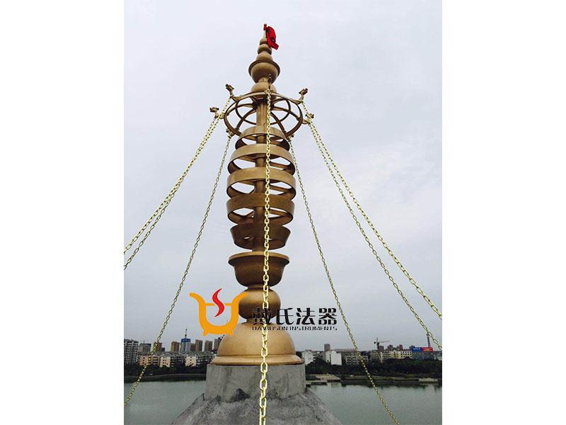 大慶銅塔剎-別致的青銅塔剎推薦
