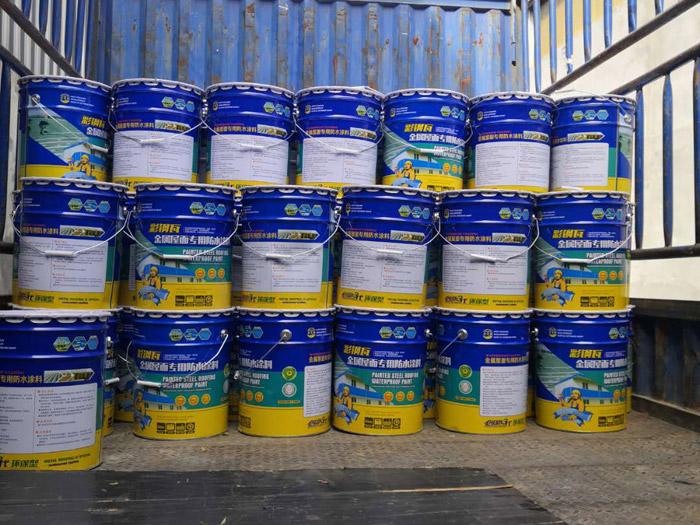 雙組份聚氨酯防水涂料